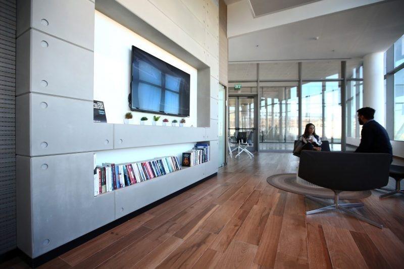 עיצוב משרדים ותכנון סביבת עבודה