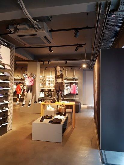 עיצוב חנויות יוקרה