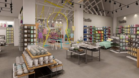תכנון חנויות