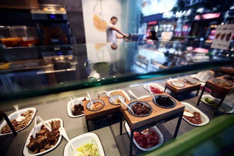 עיצוב מסעדות מזון מהיר